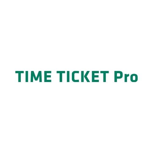 TimeTicket Pro